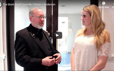 Kevin J Anderson   The Book Break   Episode 3
