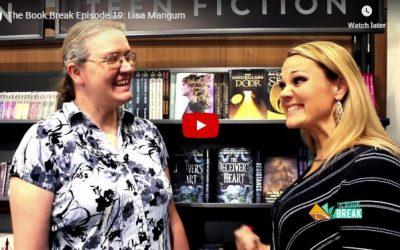 Lisa Mangum | The Book Break | Episode 19: