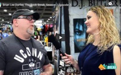 Brian Lee Durfee   The Book Break   Season 2 Episode 7