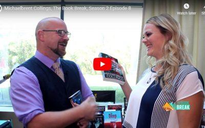 Michaelbrent Collings   The Book Break   Season 2 Episode 8