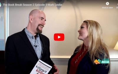 Mark Leslie   The Book Break   Season 2 Episode 5