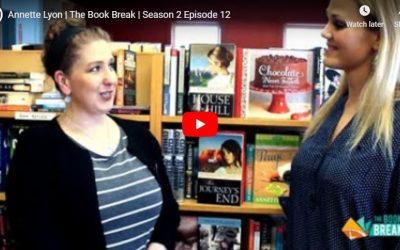 Annette Lyon   The Book Break   Season 2 Episode 12