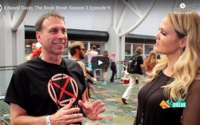 Edward Savio   The Book Break   Season 2 Episode 9