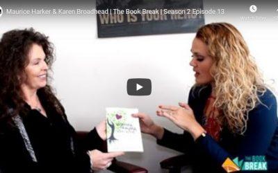 Maurice Harker & Karen Broadhead   The Book Break   Season 2 Episode 13