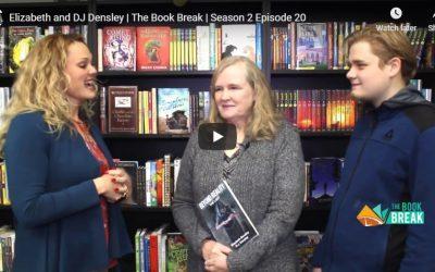 Elizabeth and DJ Densley | The Book Break | Season 2 Episode 20