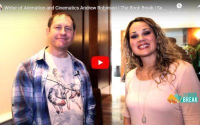 Andrew Robinson   The Book Break   Season 3 Episode 14