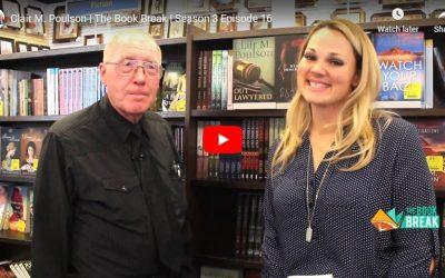 Clair M. Poulson | The Book Break | Season 3 Episode 16