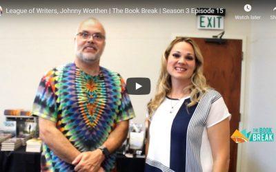League of Writers, Johnny Worthen   The Book Break   Season 3 Episode 15