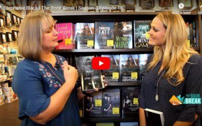 Stephanie Black | The Book Break | Season 3 Episode 18