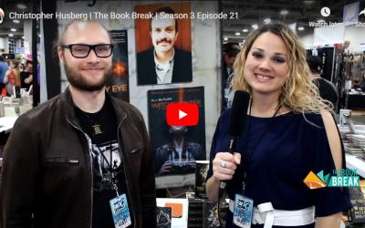 Christopher Husberg | The Book Break | Season 3 Episode 21