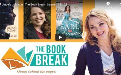 Angela Johnson | The Book Break | Seaons 3, Ep 23