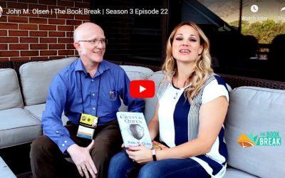 John M. Olsen | The Book Break | Season 3 Episode 22