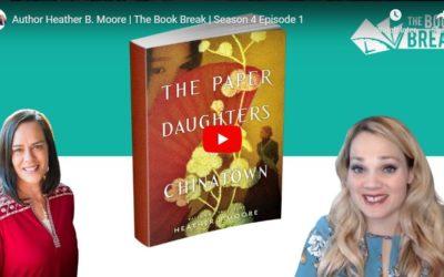 Author Heather B. Moore | The Book Break | Season 4, Episode 1