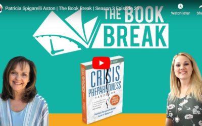 Patrucia Spigarelli Aston | The Book Break | Season 3, Episode 25