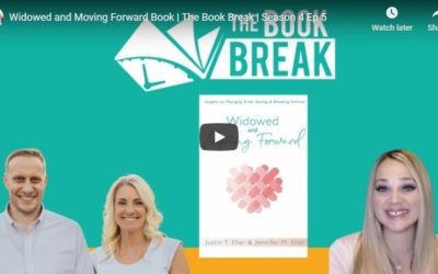 Widowed and Moving Forward Book | The Book Break | Season 4 Ep 5