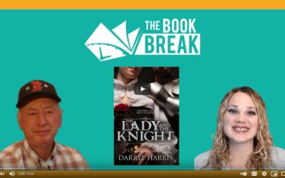 Historical Romance Author Darryl Harris| The Book Break | Season 5, Episode 3