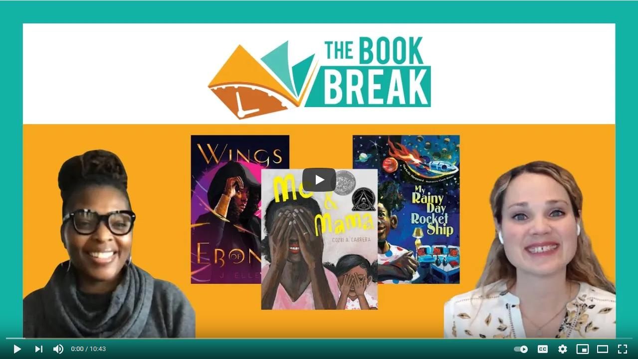 Publisher & Children's Author Denene Millner | The Book Break | Season 5, Episode 4