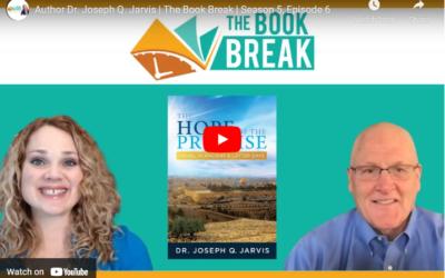 Author Dr. Joseph Q. Jarvis | The Book Break | Season 5, Episode 6