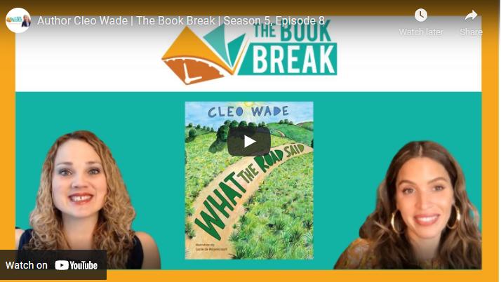 Author Cleo Wade | The Book Break | Season 5, Episode 8