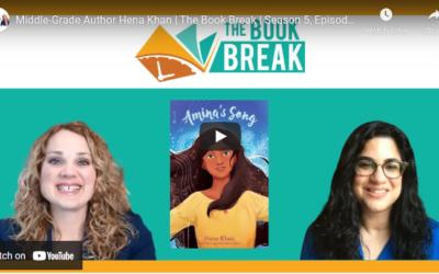 Middle-Grade Author Hena Khan | The Book Break | Season 5, Episode 7