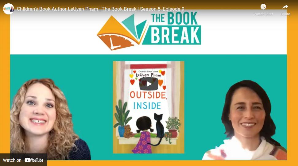 Author Cleo Wade | The Book Break | Season 5, Episode 9
