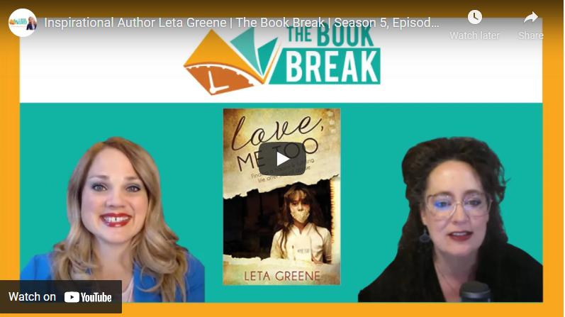 Inspirational Author Leta Greene | The Book Break | Season 5, Episode 10