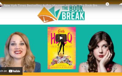 New York Times Bestselling Author Maureen Johnson | The Book Break | Season 5, Episode 11