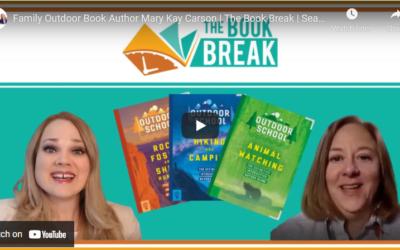 Family Outdoor Book Author Mary Kay Carson | The Book Break | Season 5, Episode 12