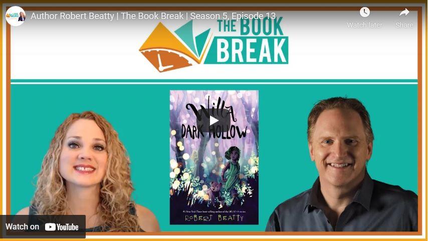 Author Robert Beatty | The Book Break | Season 5, Episode 13
