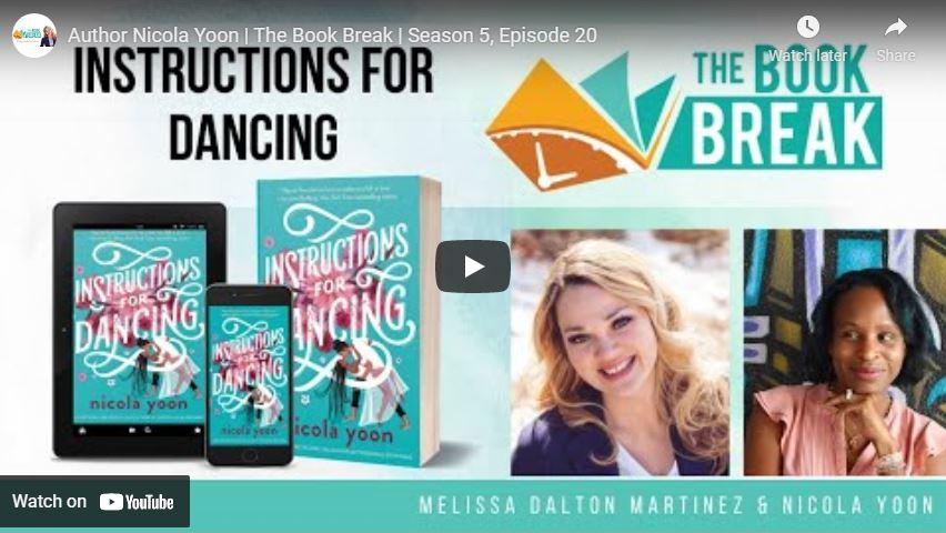 Author Nicola Yoon | The Book Break | Season 5, Episode 20