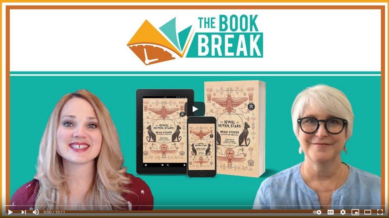 Author and Publisher Deborah Kevin | The Book Break | Season 5, Episode 16
