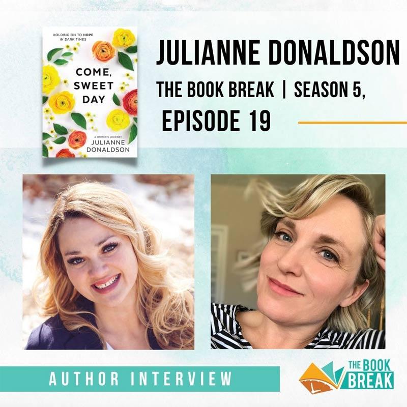 Author Julianne Donaldson | The Book Break | Season 5, Episode 19