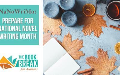 NaNoWriMo: Prepare for National Novel Writing Month