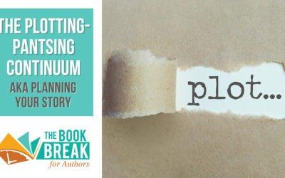 The Plotting-Pantsing Continuum (aka Planning Your Story)